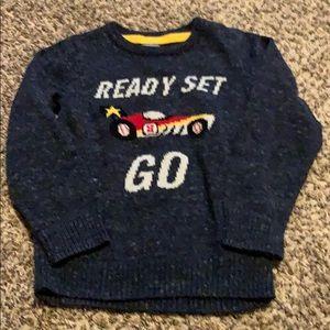 Gap sweater 4t euc